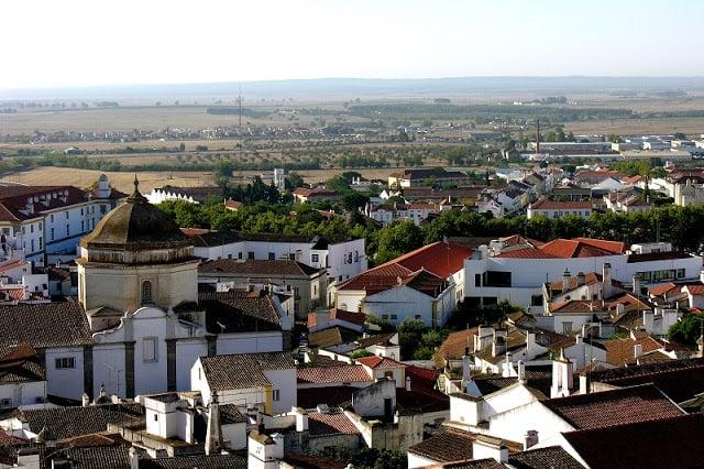 Cuantos días alojarte en Évora