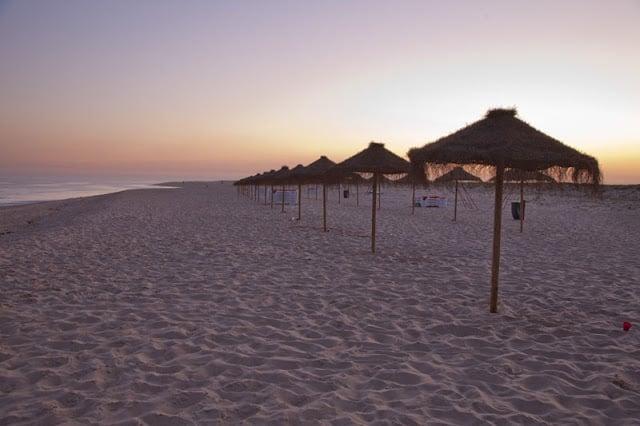 Isla Desierta en Algarve