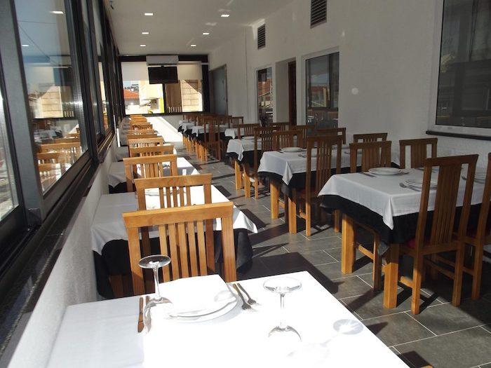 Restaurante Dona Elvira en Coimbra
