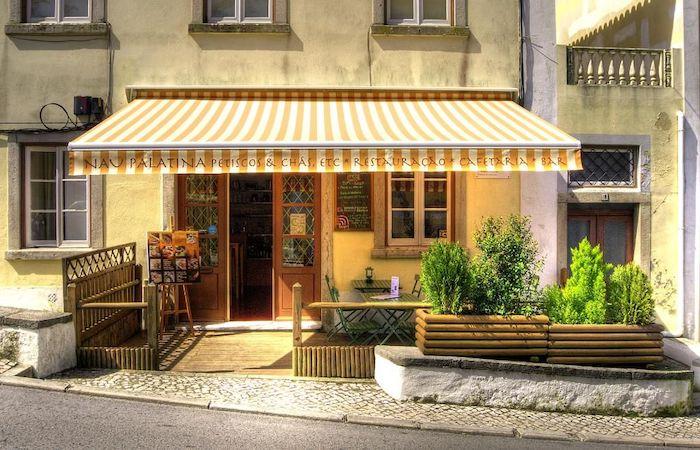 Restaurante Nau Palatina en Sintra