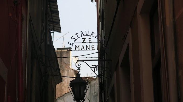 Restaurante Zé Manel dos Ossos en Coimbra