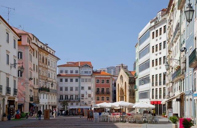Recorrido de cuatro días por Coimbra