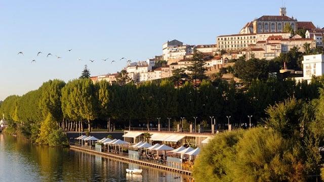 Itinerario de dos días en Coimbra