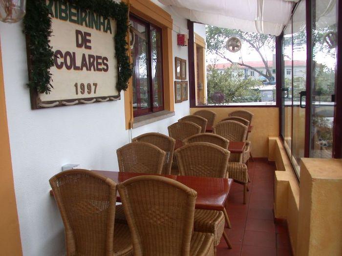 Restaurante Ribeirinha de Colares en Sintra