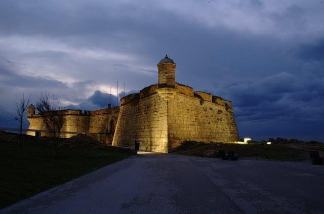 Fuerte de San Francisco Xavier en Oporto