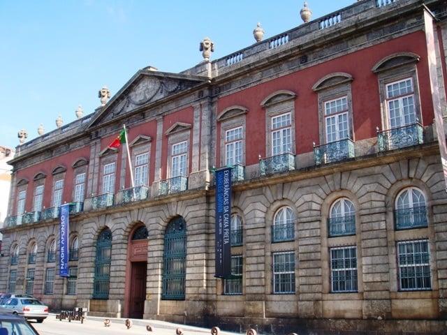 Museo Nacional de Soares dos Reis en Oporto