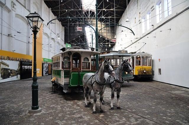 Museo del Tranvía en Oporto