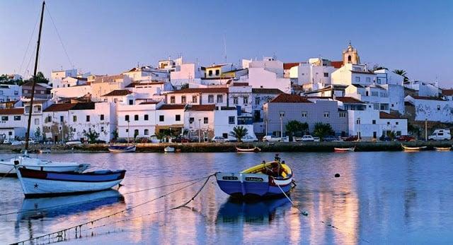 Paisaje de Faro