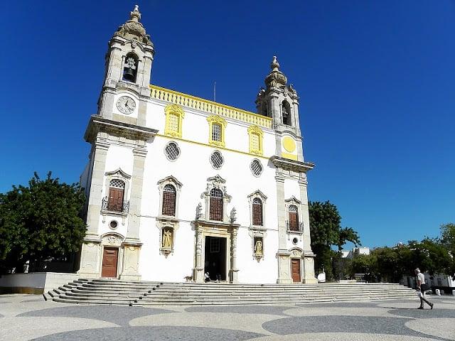 Capela dos Ossos (Capilla de los Huesos) en Faro