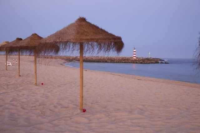 lha Deserta (Isla Desierta) en Faro