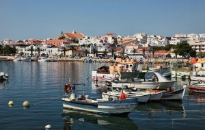 Hospedaje en la ciudad de Lagos en Algarve