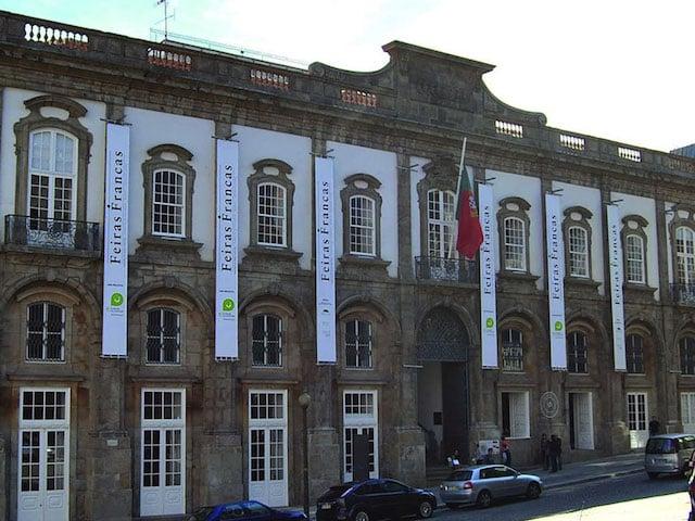 Palacio de las Artes en Oporto