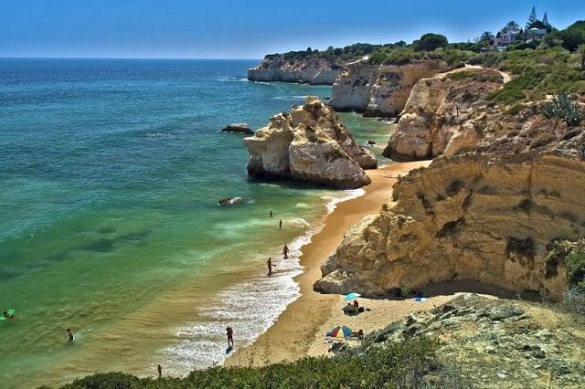 Playa de Armação de Pêra