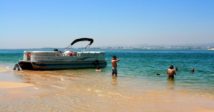 Paseo en Barco Ria Formosa