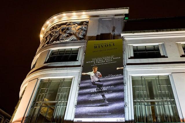 Teatro Rivoli en Oporto