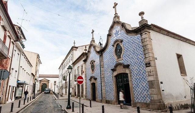 Iglesia de la Misericordia en Braganza