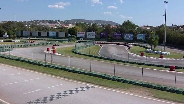 Karting Almancil Fun Park
