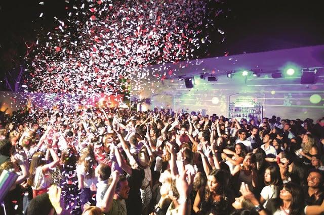 Discoteca Bliss en Albufeira
