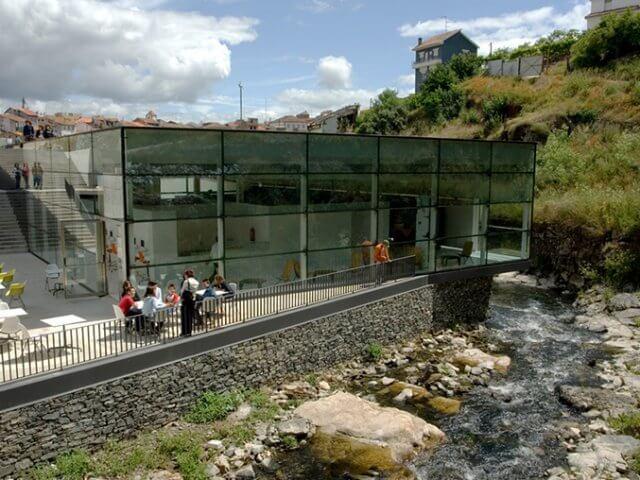 Centro Ciencia Viva y Casa de la Seda en Braganza