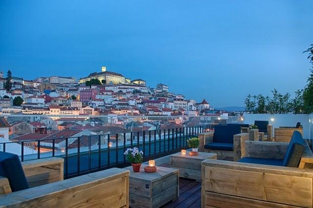 Que hacer por la noche en Coimbra
