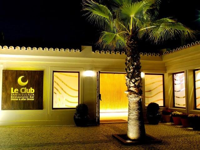 Discoteca Le Club en Albufeira