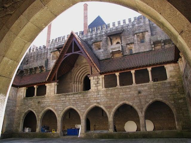 Paço dos Duques en Guimarães