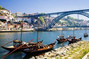 Oporto - Ponte D. Luis