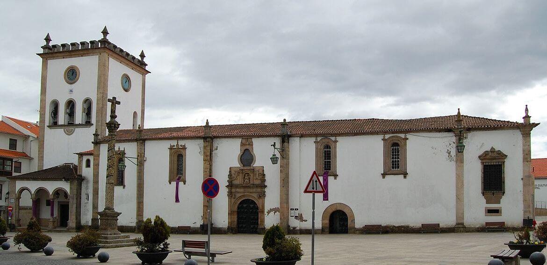 Sé Velha de Braganza en Portugal