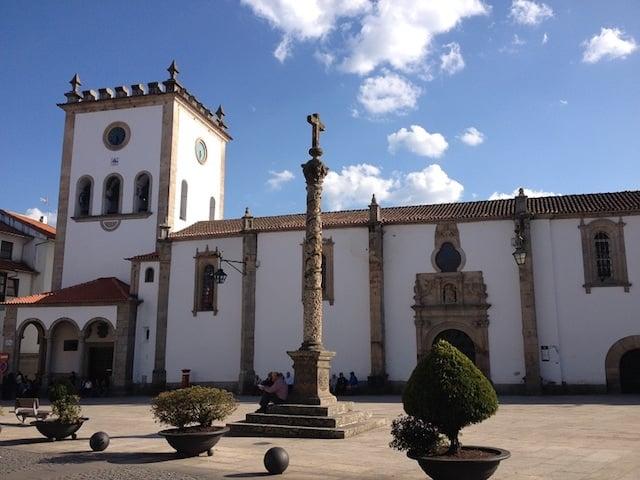 Itinerario de un día en Braganza en Portugal