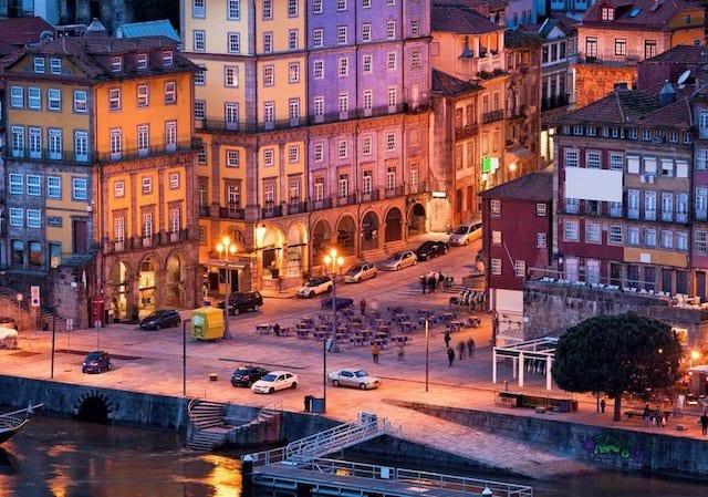 Paseos románticos en Oporto