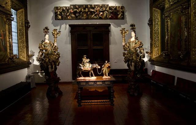 Colección del Arte Sacro del Museo Alberto Sampaio