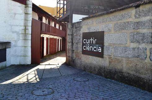 Centro Ciencia Viva en Guimarães