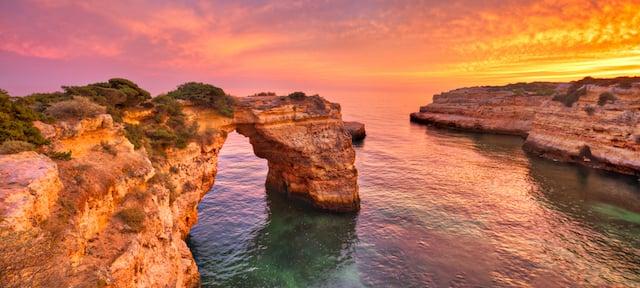 Clima en Portugal - Algarve
