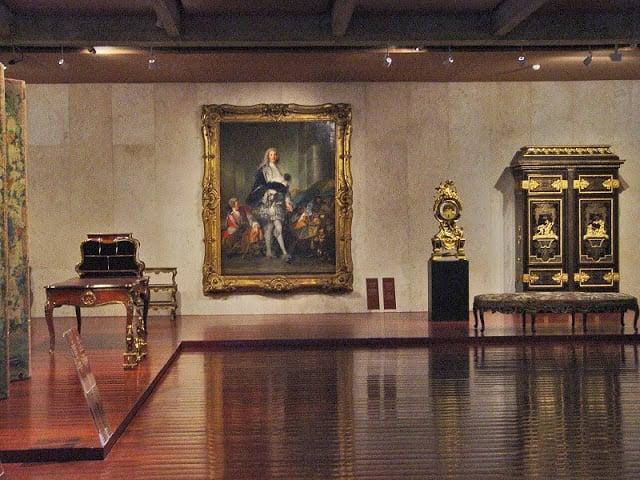 Exposición Museo Calouste en Lisboa