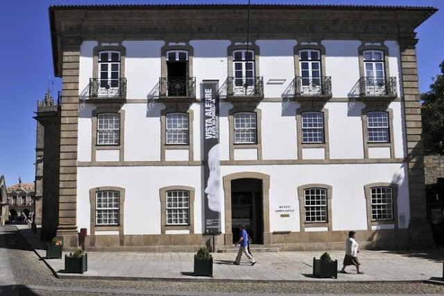 Museo de Alberto Sampaio en Guimarães