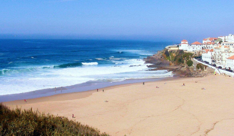 Praia das Maçãs en Portugal