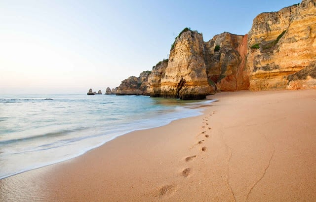 Las playas mas lindas de Portugal