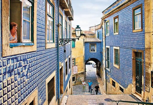 Hospedaje en Portugal