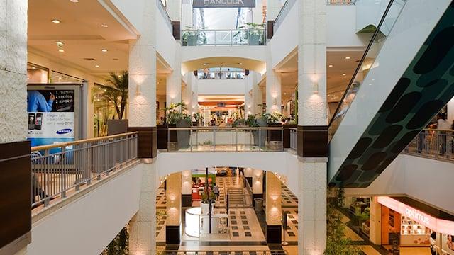 Arrábida Shopping en Oporto