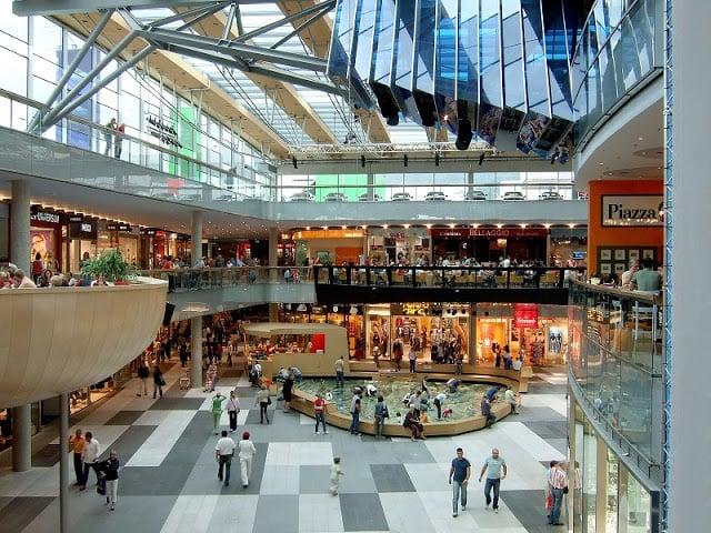 Centro Comercial Norte Shopping en Oporto