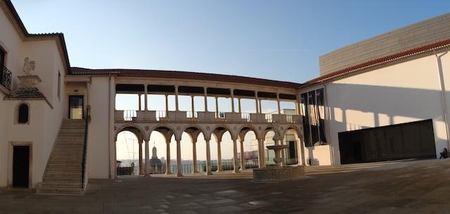 Museu Machado de Castro en Coimbra