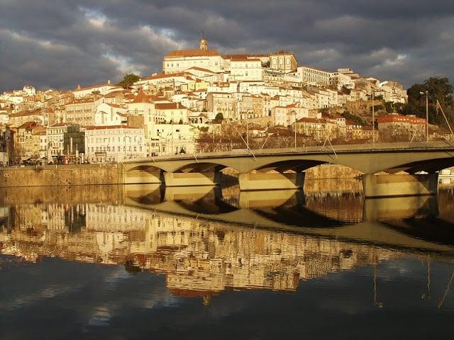Hoteles buenos y baratos en Coimbra