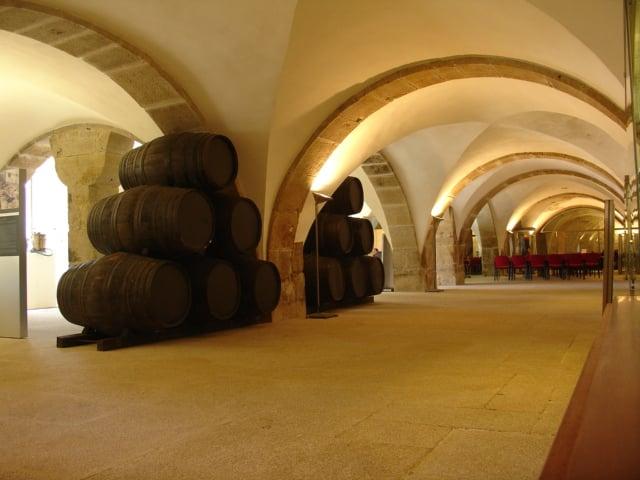 Museo del Vino de Oporto en Oporto