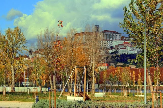 Otoño en Coimbra