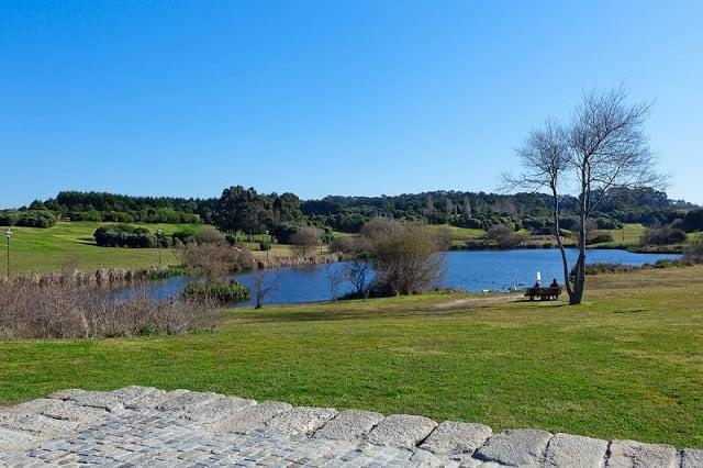 Parques en Oporto