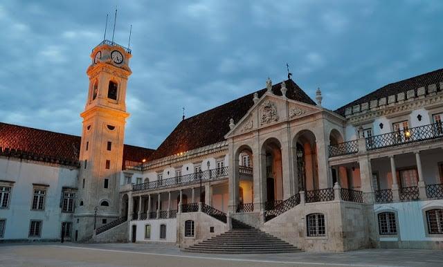 Región universitaria de Coimbra