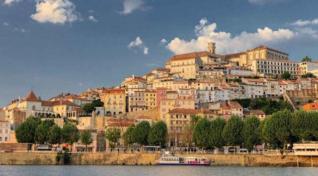 Recorrido de tres días por Coimbra