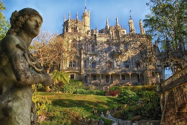 Quinta da Regaleira en Sintra