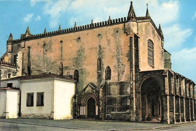 Iglesia de San Francisco en Évora