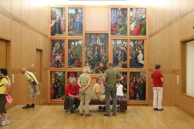 Museo de Évora en Évora
